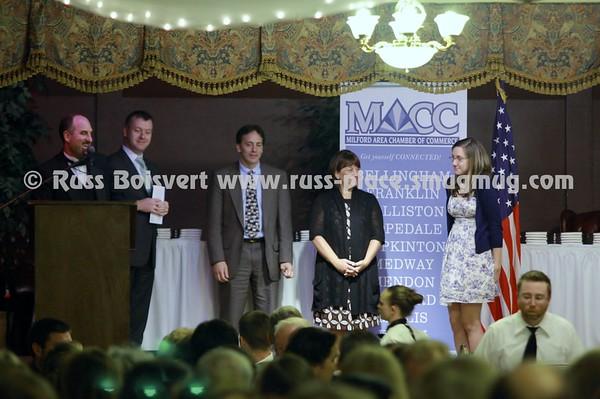 2012 MACC Honor Scholars Night
