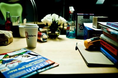 the desks of zivity