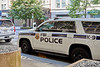 FBI Police K-9 Car