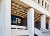 Federal Bureau of Investigation Sign
