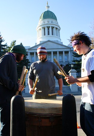 11.11.07 Occupy Augusta at Capitol Park