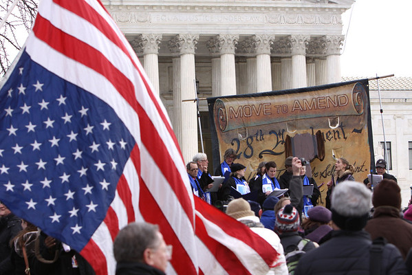 Occupy The Courts