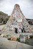 Occupy Christmas Tree