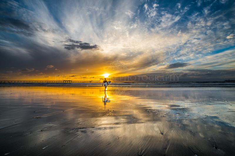 OB Surfer Reflecting 2/4/2014
