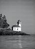 Limekiln Lighthouse B&W