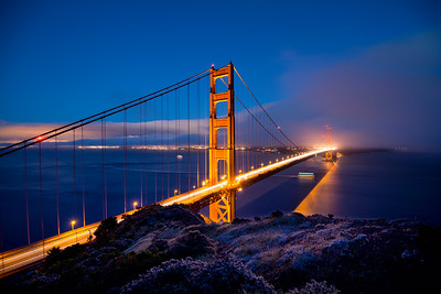 Golden Gate Glow