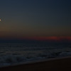Moonrise on the Atlantic