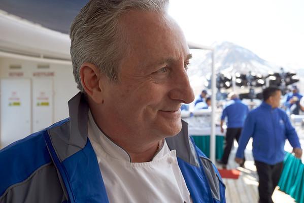 Ocean Diamond Iceland Pro Cruises Head Cook