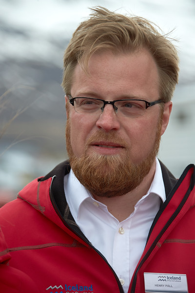 Ocean Diamond Iceland Pro Cruises Expedtion Team Henry Páll