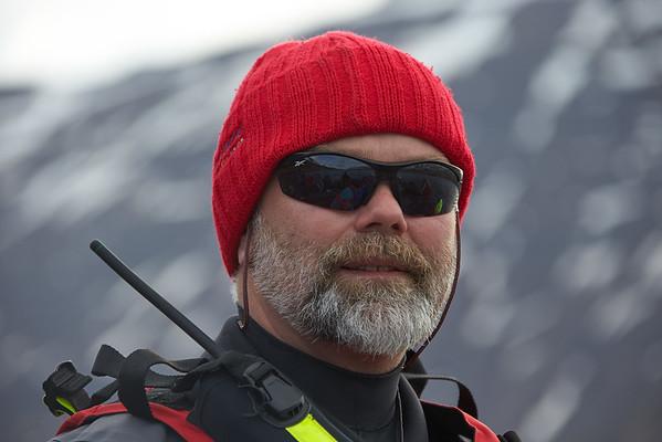 Ocean Diamond Iceland Pro Cruises Expeditionsteam  Pétur Gauti Valgiersson