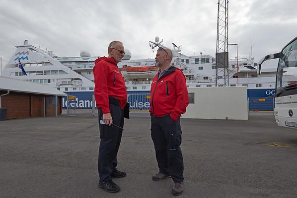 Ocean Diamond Iceland Pro Cruises Tour Guides