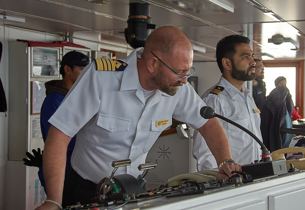 Ocean Diamond Iceland Pro Cruises Captain Mats Nelson