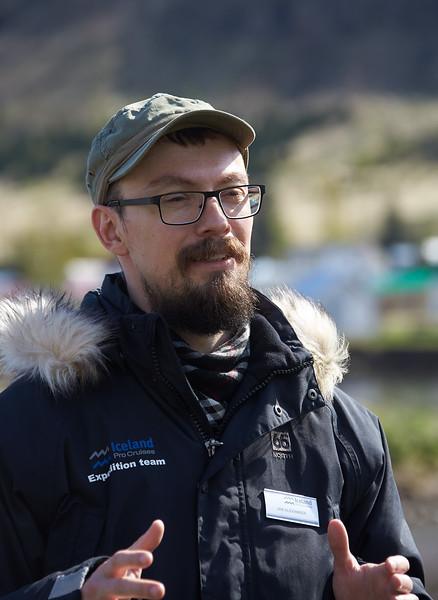 Ocean Diamond Iceland Pro Cruises Expeditionsteam Jan Alexander von Nahl