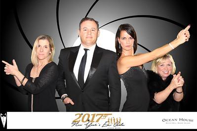 Ocean House New Year's Eve James Bond Gala