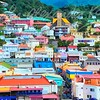 Grenada Abstract