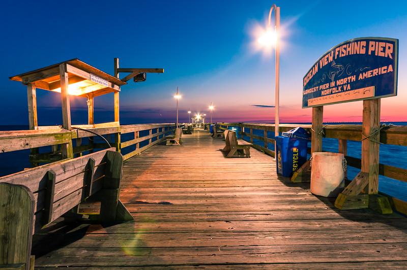 Piers in Virginia