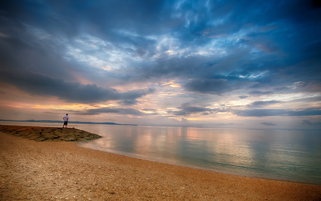 A Rainy Sunrise - September 7