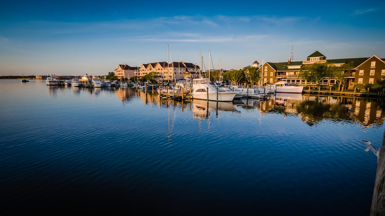 A Quant Harbor