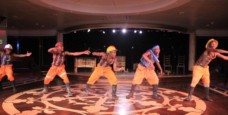 Cape Town Folkloric Show