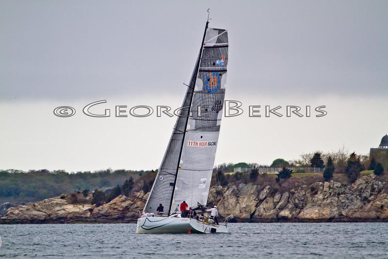 Atlantic Cup In Shore Race 2011<br /> Cutlass / 11th Hour Racing
