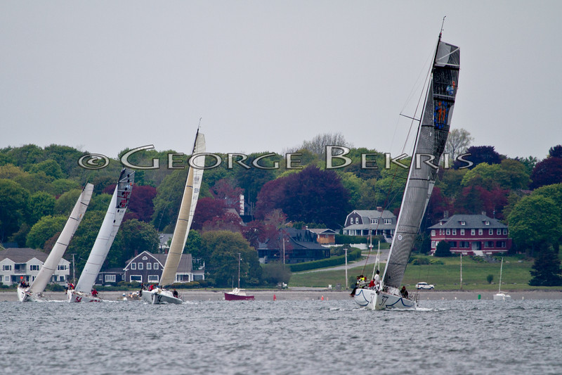 Atlantic Cup In Shore Race 2011 <br /> Cutlass / 11th Hour Racing