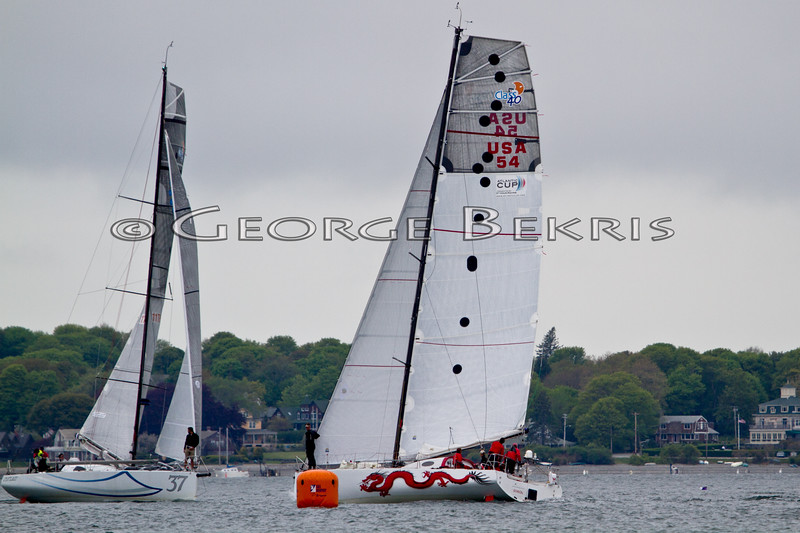 Atlantic Cup In Shore Race 2011<br /> Dragon