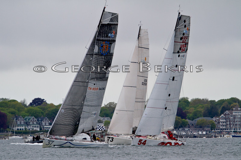 Atlantic Cup In Shore Race 2011 <br /> Dragon <br /> Cutlass / 11th Hour Racing <br /> Toothface