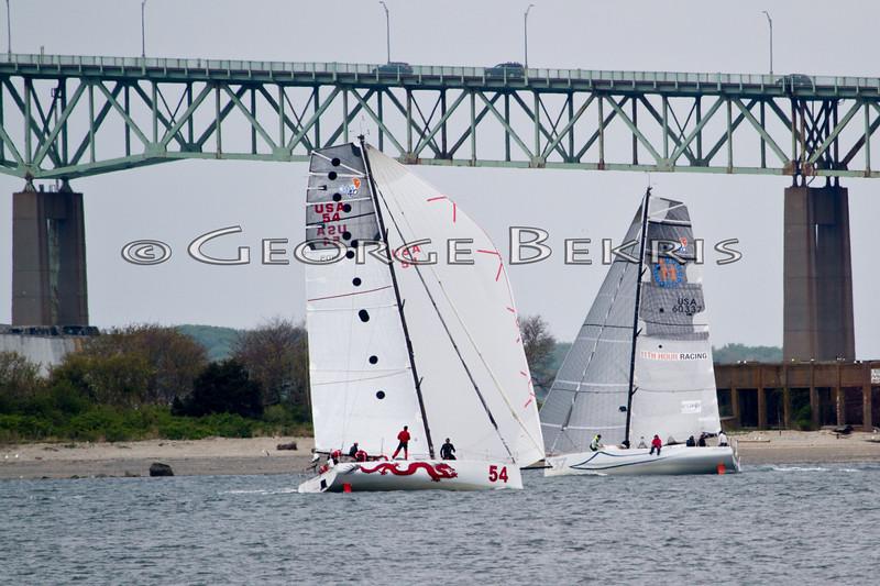 Atlantic Cup In Shore Race 2011 <br /> Dragon <br /> Cutlass / 11th Hour Racing