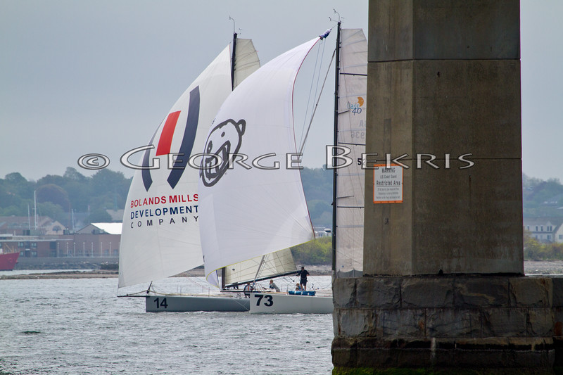 Atlantic Cup In Shore Race 2011 <br /> Icarus <br /> Toothface