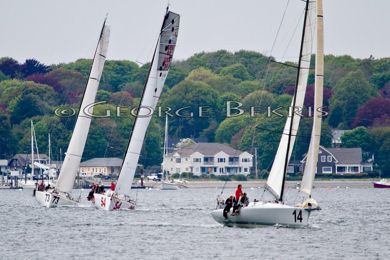 Atlantic Cup In Shore Race 2011 <br /> Dragon <br /> Icarus
