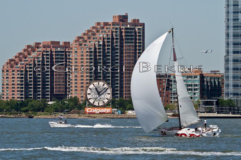 Dragon  USA 54<br /> Atlantic Cup 2012 - New York