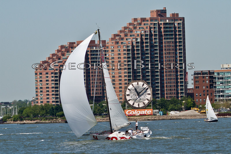 Dragon   USA 54<br /> Atlantic Cup 2012 - New York