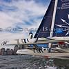 Groupe Edmond de Rothschild - KRYS Ocean Race 2012 Start