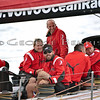 -1 Volvo Ocean Race 2008-09 Boston <br /> Puma Ocean Racing In Port Race