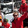 Volvo Ocean Race 2008 - 09 Boston<br /> Ken Read