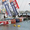 Volvo Ocean Race 2008 - 09 Boston<br /> Fleet