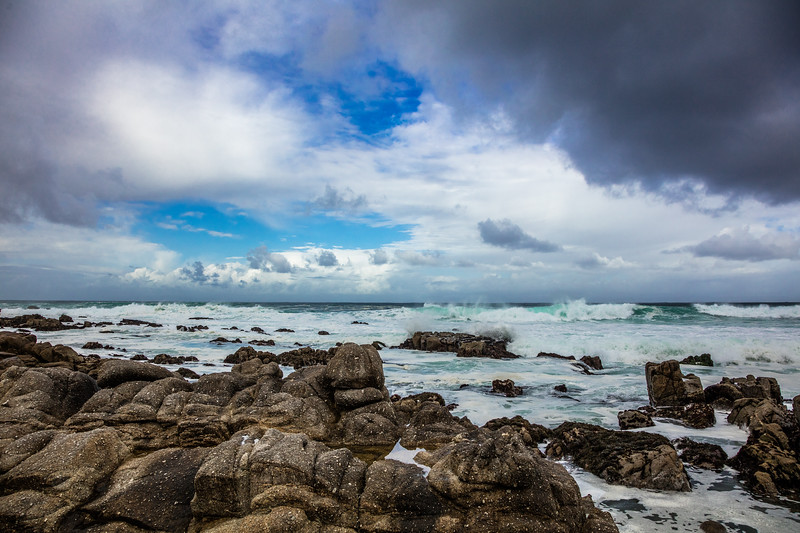 Pacific Grove Rocky Shore 9