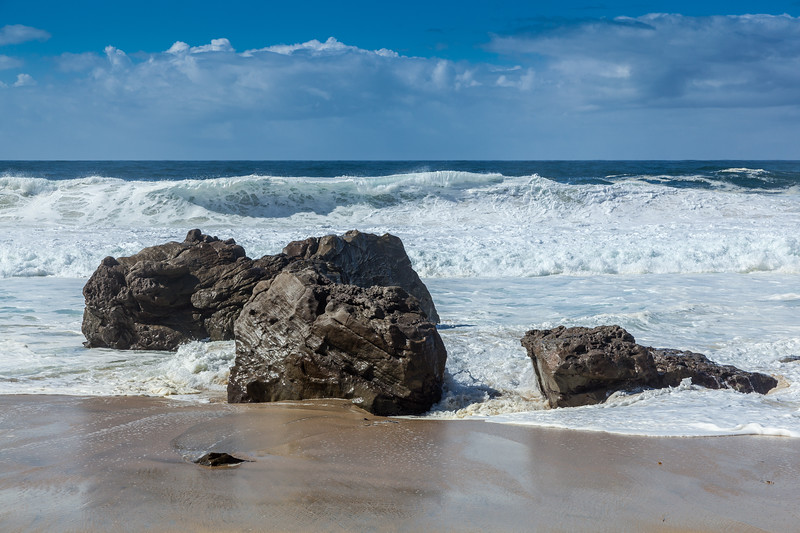 Garrapata Beach Waves 2