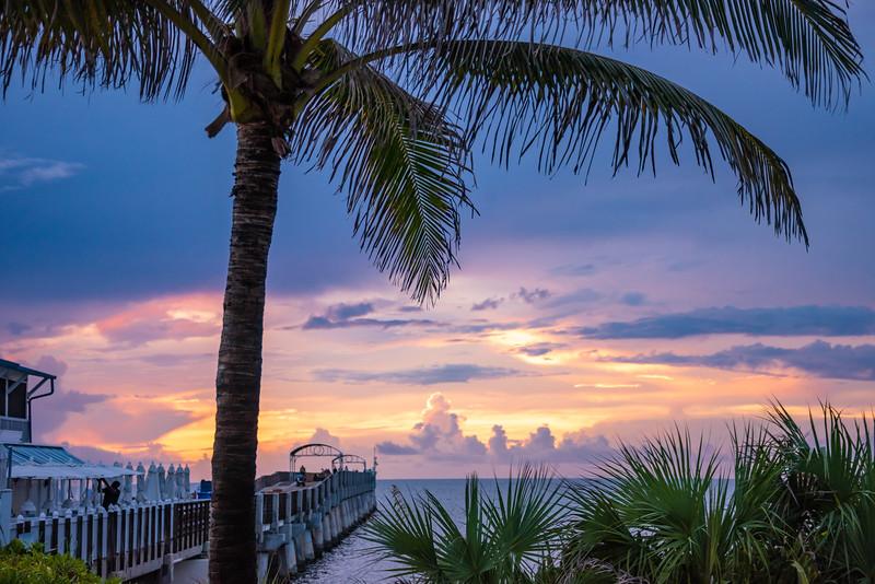 Lake Worth Beach Sunrise.
