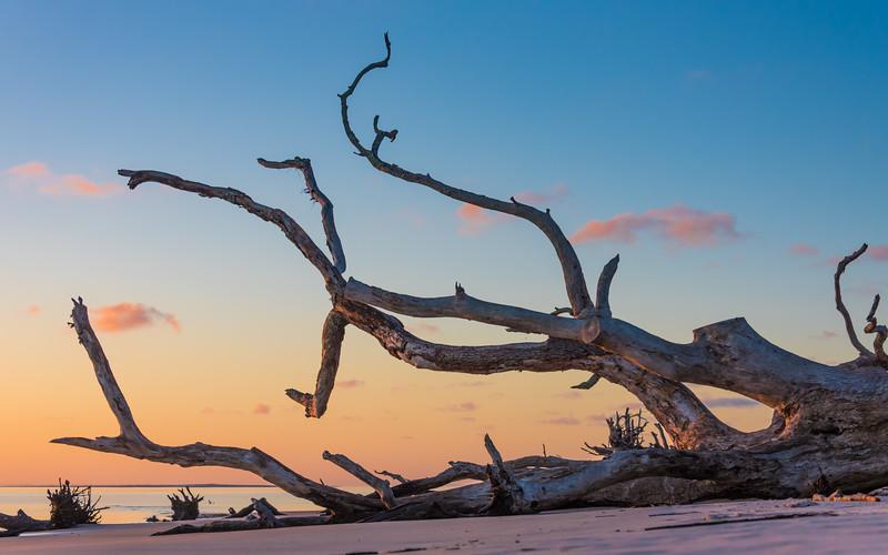 Boneyard Beach Sunrise.