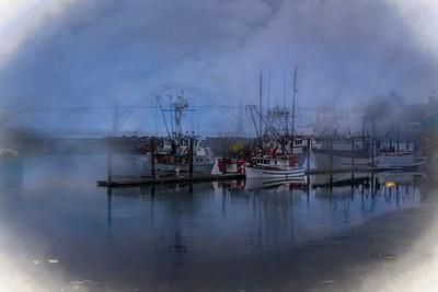 Foggy Bay Town