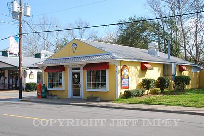 Spud Nut doughnut shop on Government in Ocean Springs, Mississippi