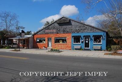 Herietta's on Government street in Ocean Springs, Mississippi