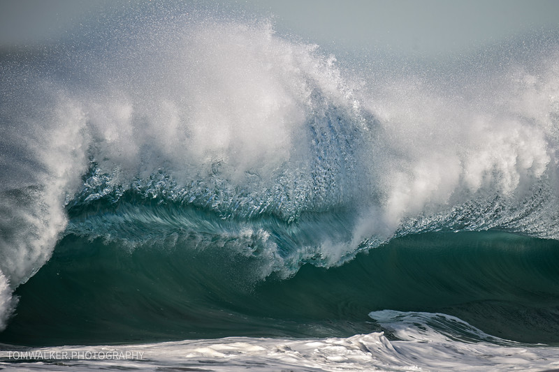 Froth with your wave?