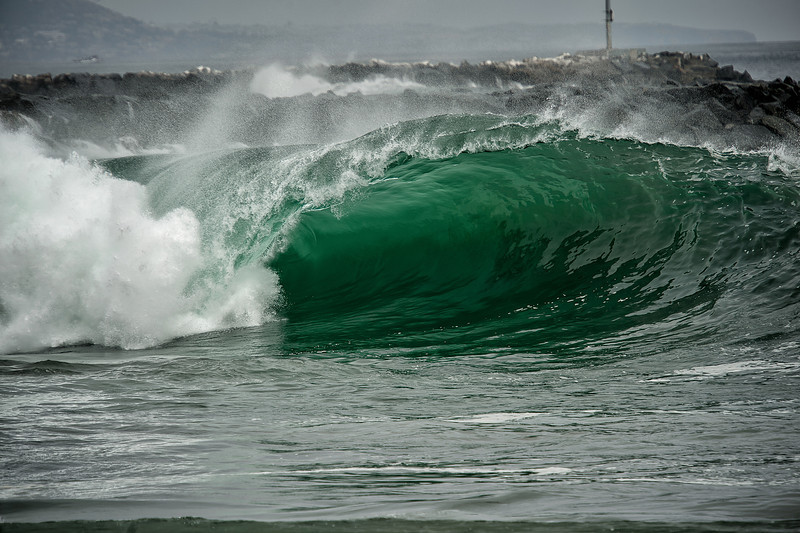 The Green Room-Nice clean barrel for the Wedge.