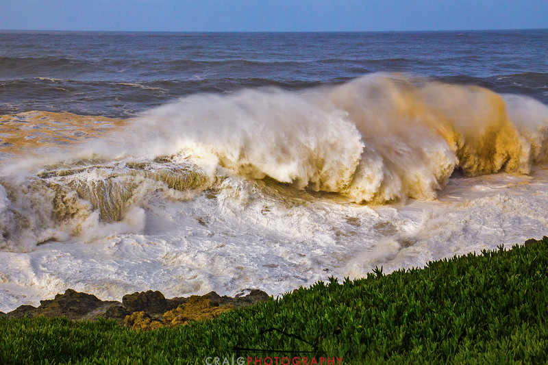 Sonoma Storm Waves 1