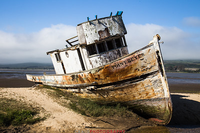 The Shipwreck, Point Reyes, Inverness, CA #5