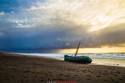 Salmon Creek Shipwreck  #16