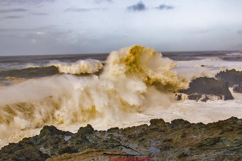 Sonoma Storm Waves 2