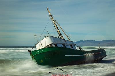Salmon Creek Shipwreck  #7